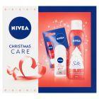 NIVEA Christmas Care Zestaw kosmetyków