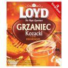 Loyd Herbatka Grzaniec kozacki o smaku miodowym 30 g (10 x 3 g)