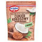 Dr. Oetker Ze świata natury Cukier kokosowy nierafinowany 200 g