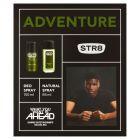 STR8 Adventure Zestaw kosmetyków
