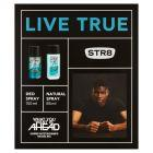 STR8 Live True Zestaw kosmetyków