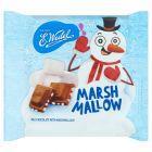 E. Wedel Czekolada mleczna z piankami marshmallow 36 g