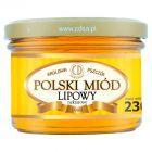Królowa Pszczół Polski miód lipowy nektarowy 230 g