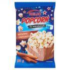 Helio Popcorn karmelowy z cynamonem do mikrofalówki 90 g