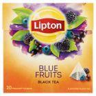 Lipton Herbata czarna o smaku owoców jagodowych 36 g (20 torebek)