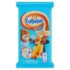 Lubisie Duo Ciastko biszkoptowe z nadzieniem o smaku orzechów laskowych i czekolady 30 g