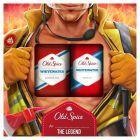Old Spice Fireman Zestaw Dezodorant wsztyfcie 50 ml + Żel pod prysznic 250 ml