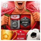 Old Spice Football Slugger Zestaw Dezodorant 50 ml + Balsam po goleniu 100 ml