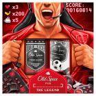 Old Spice Gamer Slugger Zestaw Dezodorant 150 ml + Żel pod prysznic 250 ml