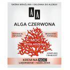 AA Moc Roślin alga czerwona 40+ krem na noc 50 ml