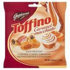 Goplana Toffino Caramel macchiato Toffi mleczne z kremem o smaku kawowym 80 g