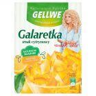 Gellwe Naturalnie Pyszne Galaretka smak cytrynowy 75 g