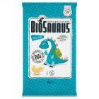 BioSaurus Ekologiczne pieczone chrupki kukurydziane o smaku soli morskiej 50 g