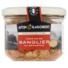 Avon & Ragobert Pasztet wieprzowy z dzikiem i winem Bergerac 180 g