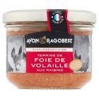 Avon & Ragobert Pasztet drobiowo-wieprzowy z rodzynkami 180 g