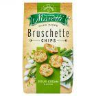 Maretti Pieczone krążki chlebowe o smaku śmietankowo-cebulkowym 70 g