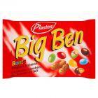 Piasten Big Ben Orzeszki ziemne w mlecznej czekoladzie 100 g