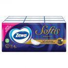 Zewa Softis Pocket Chusteczki higieniczne 9 x 5 sztuk