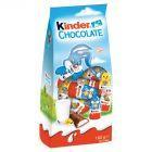 Kinder Chocolate Figurki z mlecznej czekolady z mlecznym nadzieniem 102 g (12 sztuk)