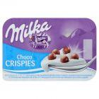 Milka Jogurt z kulkami zbożowymi w czekoladzie mlecznej 120 g