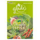 Glade PlugIns Acoustic Spice Zapas do elektrycznego odświeżacza powietrza 20 ml
