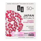 AA Japan Rituals Endo lifting Aktywny bio-krem na noc 50+ 50 ml