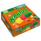 Kaktus Lody wodne o smaku cytrynowym i sorbet truskawkowy 405 ml (9 sztuk)