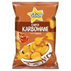 Star Chipsy karbowane o smaku kebab 130 g