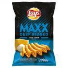 Lay's Maxx Chipsy ziemniaczane o smaku sera i cebulki 130 g