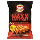 Lay's Maxx Chipsy ziemniaczane o smaku papryki 130 g
