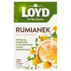 Loyd Herbatka ziołowa rumianek 30 g (20 x 1,5 g)