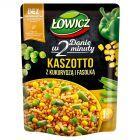 Łowicz Kaszotto z kukurydzą i fasolą szparagową 250 g