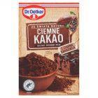 Dr. Oetker Ze świata natury Ciemne kakao 85 g