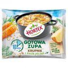 Hortex Gotowa zupa krupnik z kaszą pęczak 450 g
