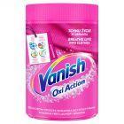 Vanish Oxi Action Odplamiacz do tkanin w proszku 625 g