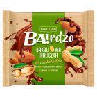Bakalland Ba!rdzo Bakaliowa tabliczka w czekoladzie daktyle solone arachidy migdały 65 g