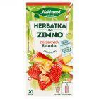 Herbapol Herbatka na zimno truskawka rabarbar 36 g (20 x 1,8 g)