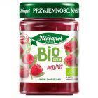 Herbapol Dżem BIO o obniżonej zawartości cukru malina 280 g