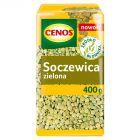 Cenos Soczewica zielona 400 g