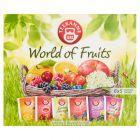 Teekanne World of Fruits Aromatyzowana mieszanka herbatek owocowych 70 g (6 x 5 torebek)