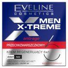 Men X-Treme Przeciwzmarszczkowy krem regenerujący 6w1