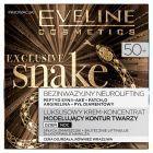 Eveline Cosmetics Exclusive Snake 50+ Luksusowy krem-koncentrat modelujący kontur twarzy 50 ml