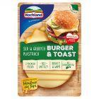 Hochland Burger & Toast Ser w grubych plastrach 135 g (4 sztuki)