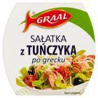 Graal Sałatka z tuńczyka po grecku 160 g