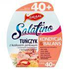 GRAAL Salatino 40+ Kondycja & Balans Tuńczyk z kuskusem perłowym i suszonymi pomidorami 160 g