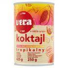 Vera Koktajl tropikalny w lekkim syropie 425 g