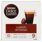 Nescafé Dolce Gusto Lungo Intenso Kawa w kapsułkach 144 g (16 x 9 g)