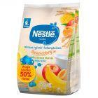 Nestlé Kaszka mleczna ryżowo-kukurydziana jabłko banan morela po 9 miesiącu 460 g (2 x 230 g)