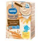 Nestle Skarby Zbóż Kaszka mleczna owsiano-pszenno-żytnia owsianka po 6. miesiącu 250 g