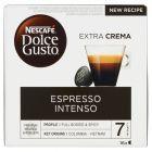 Nescafé Dolce Gusto Espresso Intenso Kawa w kapsułkach 112 g (16 x 7 g)